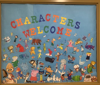 Kn - Characters Welcome