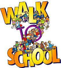 PTA Walk to School Day!