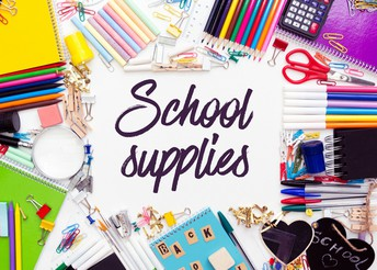 Suggested School Supplies List