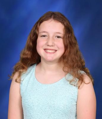 Fourth Grade - Cami