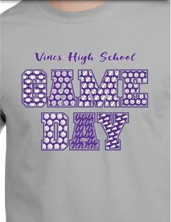 Cheerleading Game Day Shirts