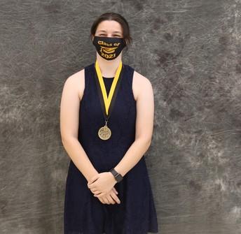 Art Assistant Award Recipient