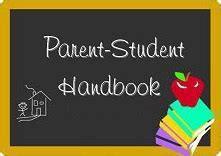 HANDBOOK PARENT SIGNATURE FORMS
