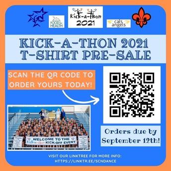 Kick-A-Thon T-Shirt