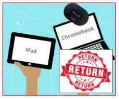 School iPad/Chromebook Return