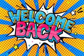 Welcome Back o School!