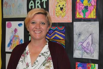 MUSTANG SPOTLIGHT - MRS. KIM SWEIGART, FAMILY & CONSUMER SCIENCE TEACHER AT SHS