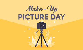Make-Up Picture day is Wednesday, October 13th for students who were absent!