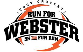 WGSD Foundation Ivory Crockett Run for Webster is Back