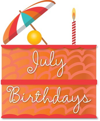 July 16-31 Birthdays