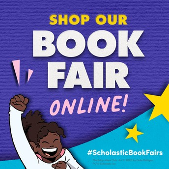 Families May Order Online:  Student-Only Book Fair