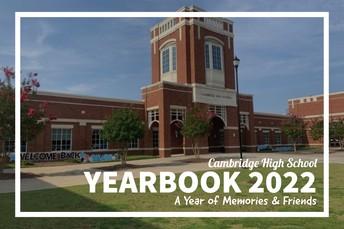 2021-2022 Cambridge Yearbook