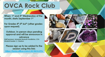 OVCA Rock Club