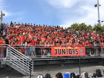 Class of 2023 (11th Grade): Red