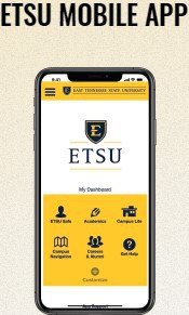 ETSU Mobile Safe App