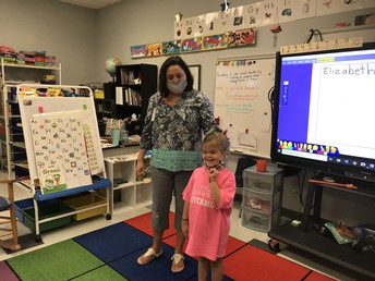Mrs. Campbell and Mrs. Woody's Class