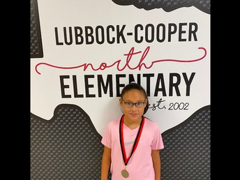 Amari Garcia-3rd Grade