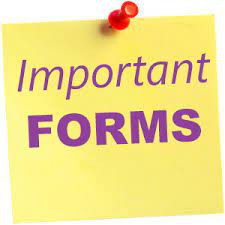 3 Important Electronic Forms