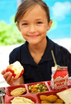 Food Services Information and Lunch Menus