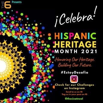 🎉 Celebrate Hispanic Heritage Month 🎉