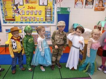 Halloween Parades