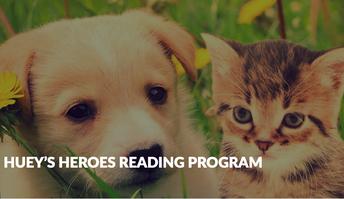 Huey's Heroes Reading Program
