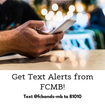 Get Text Reminders from FCMB