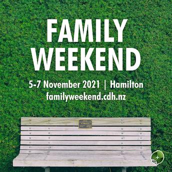 Family Weekend - Hamilton