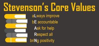 Stevenson's Core Values