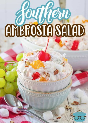 Southern ambrosia salad