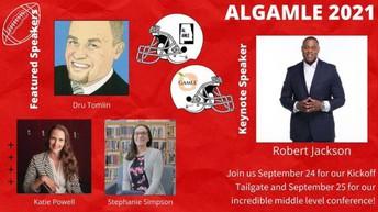 Inaugural Alabama-Georgia Middle Level Conference: September 24-25