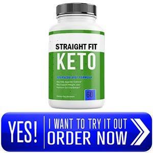 Straight Fit Keto