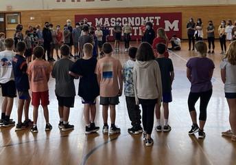 7th Grade Team Building
