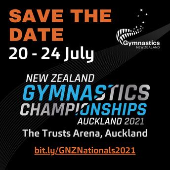 New Zealand Gymnastics Championships Results