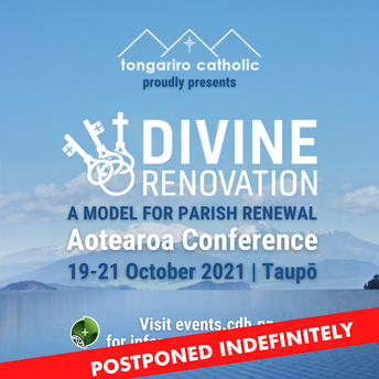 POSTPONED - Divine Renovation Aotearoa Conference