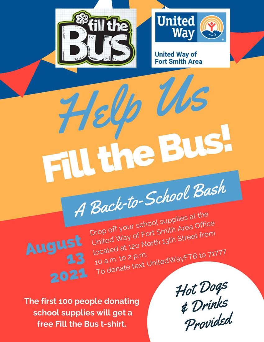 United Way Fill the Bus