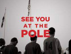 See You at the Pole at CMS on Wednesday