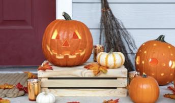 Staff Pumpkin Decorating Contest