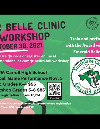 Junior Belle Clinic