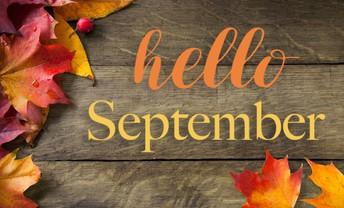 September Important Dates