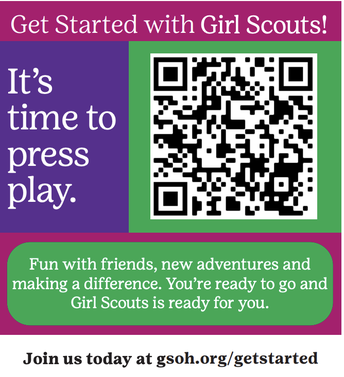 Daisies & Brownies Girl Scouts
