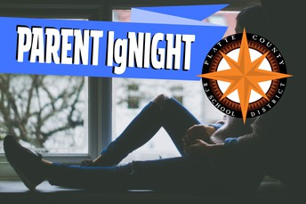 Signs of Suicide (SOS) Prevention Program; Parent IgNIGHT - August 31