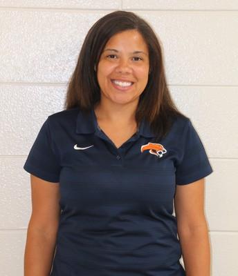 Mrs. Johnson, 9th-grade Asst. Principal