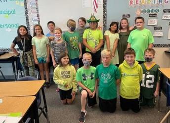 Mrs. Bartee's 5th Grade