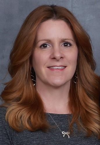 Masters Elementary Librarian, Jennifer Woodruff