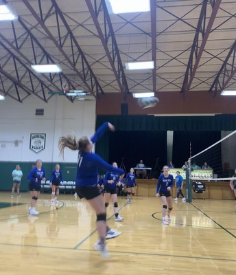 Volleyball continues to roll!