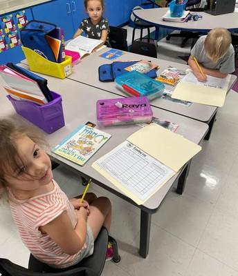 Kindergarten Reading Logs