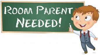 Room Parent Volunteers Needed!