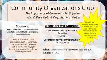 Community Organizations Club
