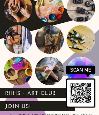 Join Art Club!